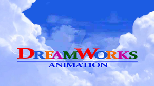 DreamWorks Animation Logo 2004 Remake by theultratroop