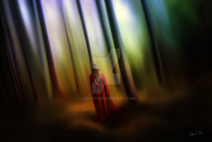Little red riding hood by Lasse17