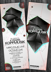 Techno Flyer by CurtisMack