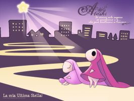 Search a little star by AyumiDesign