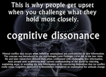 Cognitive dissonance by uki--uki