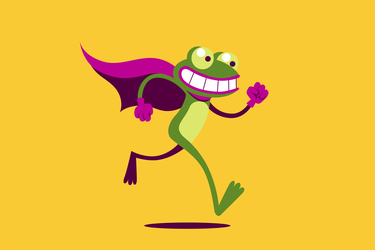 Superfrog by madPXL