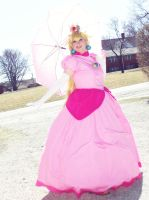 Happy Peach! by BeCos-We-Can-Cosplay