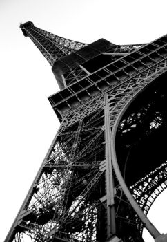 tour eiffel by Winterfall