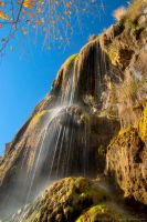 Escondido Falls by isotophoto
