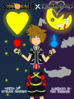 Soul Eater X Kingdom Hearts (Cover) by BlueandDark