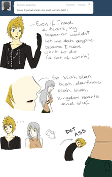 Ask Roxas 11 by MarquesD