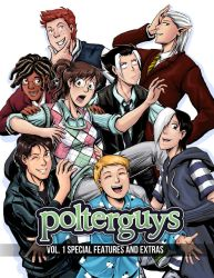 Polterguys Vol. 1 Special Features Extras Cover by laurbits
