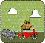 Cat Bike by onedose
