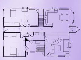 House Layout WIP by pettyartist