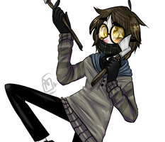 Ticci-Toby (CreepyPasta) by LollyPassionfruit13