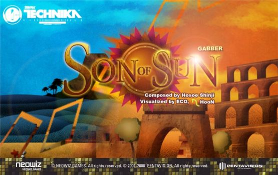 Son of Sun Remixed Card by TheSteezyBeezee