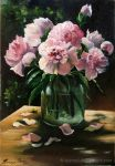 Roses in sunshine by Laurael