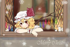 Flandre-chan by chocoblanc