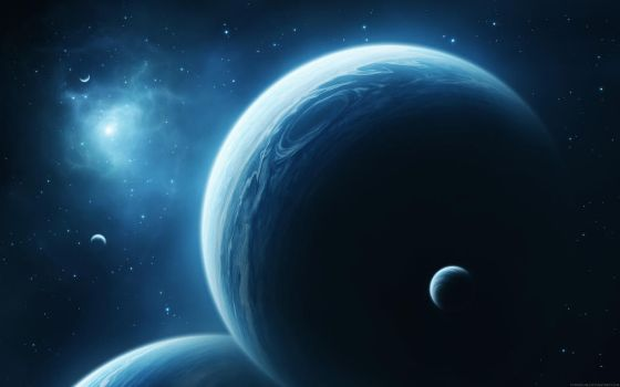 Moment in space CX 2560x1600 by Funerium
