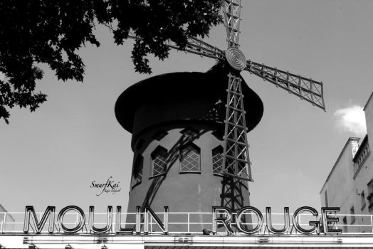 moulin rouge by SmurfKai