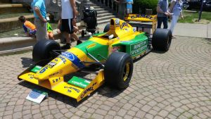1991 Benetton B191 Formula One Car by EThinnes