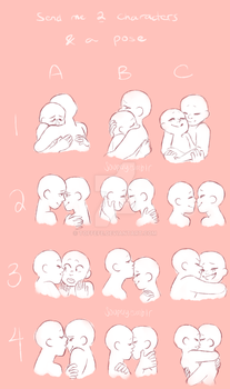 Pose challenge (OTP VERSION) by Toffefe