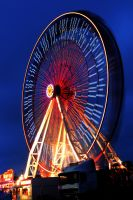 Wheel of Light by haggins11