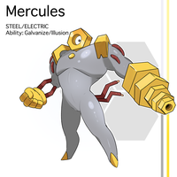#892(?) Mercules by locomotive111