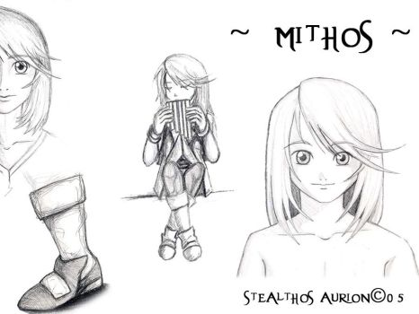 ToS: Mithos Study Pg.1 by Stealthos-Aurion