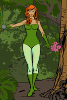 Poison Ivy by Mad-Man-with-a-Pen