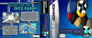 Hydroman Battle Network by Ford206