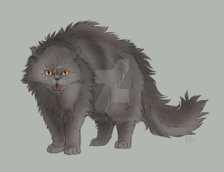 Purebred - Yellowfang by AnnMY