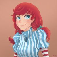 Wendy by dangkelana