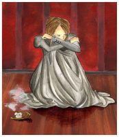 Jane Eyre - the red room by Isaboo21