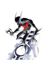 BATMAN BEYOND by RM73