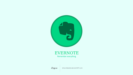 Evernote by bharathp666