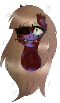 Goretober Day 8- Corpse by Speedpurple26