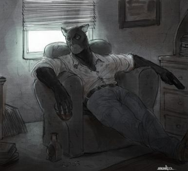 Blacksad2 by Cameli36