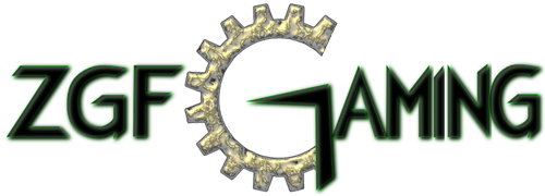 ZGF Gaming Logo by CasanovaUnlimited