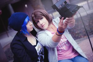 LiS - Selfie time by stormyprince