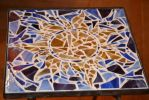 Tangled Inspired Table Mosaic by olivia808