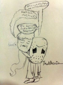 Jason and His Momma by KoKoMaggot