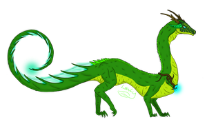 Set Leafystropheus Design (Dapple) by aerithedrgn