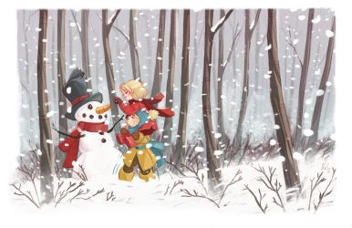 Merry Christmas 2012 by Pennance