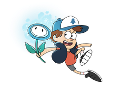 Dipper Pines by SuperCaterina