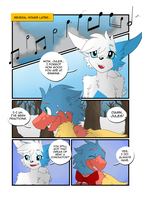 Mission 2: Tongue Tied - PAGE 2 by SassCannon