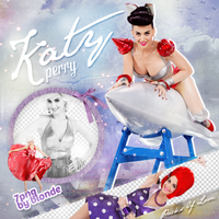 Png pack #48 Katy Perry by blondeDS