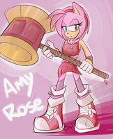 Amy Boom by BlacksWhites