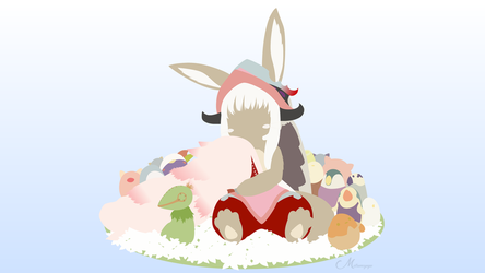 Nanachi from Made in Abyss by matsumayu