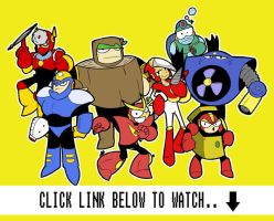 Robot Masters MM2 by FreakingArG