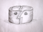 Finder icon sketch by JackieTran