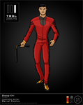 TRDL 2015 Series No. 11 Shang Chi by TRDLcomics