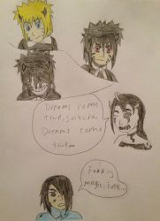 BATIM Crossover-Squad Seven by NaruhinaluvrX