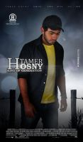 TAMER HOSNY by younessdesigns